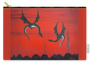 Wooing Dragons Carry-all Pouch