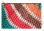 Wool Knitwear Carry-all Pouch by Tom Gowanlock