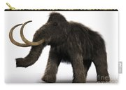 Wooly Mammoth Carry-all Pouch