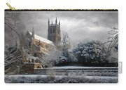 Worcester Cathedral Cloudy Carry-all Pouch