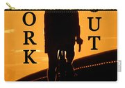 Work Out Vertical Work One Carry-all Pouch