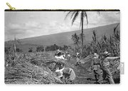 Workers Harvesting Sugar Cane Carry-all Pouch