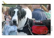 Working Dog Quite Please Carry-all Pouch