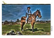 Working The Ranch Carry-all Pouch