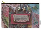 Works Of Heart Matrimony Carry-all Pouch