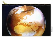 World Apple Carry-all Pouch