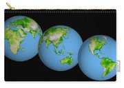 World Globes Carry-all Pouch