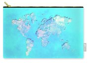 World Map 1b Carry-all Pouch