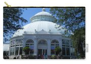 World Of Plants Building At The New York Botanical Gardens Carry-all Pouch