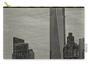 World Trade Center Construction Carry-all Pouch