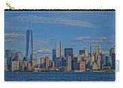 World Trade Center Painting Carry-all Pouch by Dan Sproul