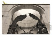 World War 2 Atlantic Memorial Carry-all Pouch