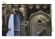 World War 2 Era Submarine Hatch - Pearl Harbor Carry-all Pouch