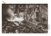 World War I Paris Bombed Carry-all Pouch
