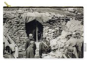 World War I: Wounded, 1918 Carry-all Pouch