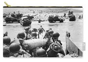 World War II: D-day, 1944 Carry-all Pouch