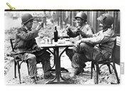 World War II: Paris, 1944 Carry-all Pouch