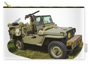World War Two - Willys - Army Jeep  Carry-all Pouch