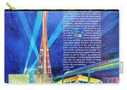 Worlds Fair 1962 Carry-all Pouch