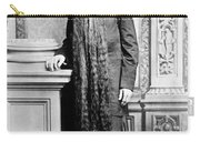 World's Longest Beard Carry-all Pouch