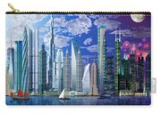 Worlds Tallest Buildings Carry-all Pouch