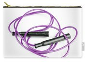 Worn Jump Rope Carry-all Pouch