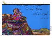 Worship The Father Carry-all Pouch
