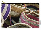 Woven Baskets Carry-all Pouch