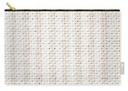 Woven Fabric Carry-all Pouch by Tom Gowanlock