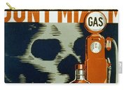 Wpa  Vintage Safety Poster Carry-all Pouch