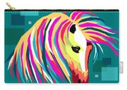 Wpap Horse Carry-all Pouch