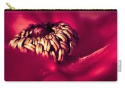 Wrap Me In Red Carry-all Pouch
