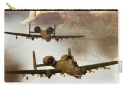 Wrath Of The Warthog Carry-all Pouch
