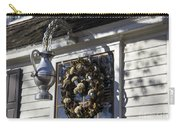 Wreath At Chownings Tavern Carry-all Pouch