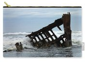 Wreck Of The Peter Iredale Carry-all Pouch