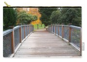 Wrights Park Bridge Carry-all Pouch