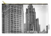 Wrigley And Tribune Carry-all Pouch