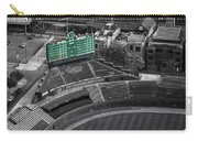 Wrigley Field Chicago Sports 04 Selective Coloring Carry-all Pouch