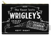 Wrigleys Spearmint Gum Carry-all Pouch