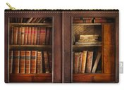 Writer - Books - The Book Cabinet  Carry-all Pouch