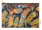 Writing On The Wall 1 Carry-all Pouch