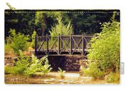 Wrought Iron Bridge Carry-all Pouch