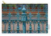 Wrought Iron Fence Carry-all Pouch