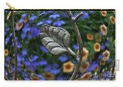 Wrought Iron Garden Carry-all Pouch