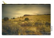 Wupatki National Monument-bench Carry-all Pouch