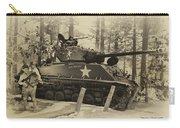 Ww II Battle Of The Bulge 02 Carry-all Pouch