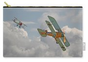 Ww1 - Fighting Colours Carry-all Pouch by Pat Speirs