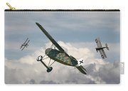 Ww1 - Spoiled For Choice Carry-all Pouch by Pat Speirs