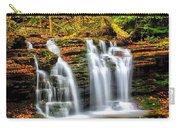 Wyandot Falls Ricketts Glen Carry-all Pouch