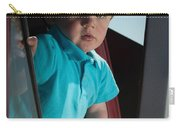 Wyatt Portrait 3 Carry-all Pouch